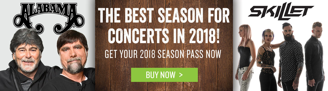 The Best Season For Concerts in 2018