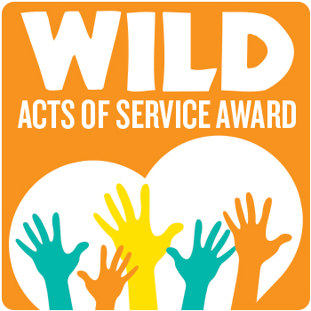 Wild Acts of Service Award