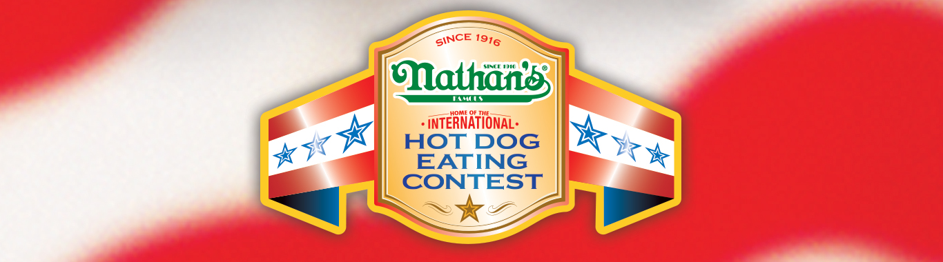 SHORT- Nathan's Hot Dog